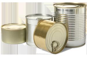 Metallverpackungen Handel und Vertrieb